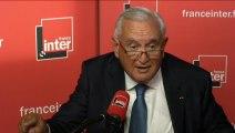 """Jean-Pierre Raffarin : """"Juppé est celui qui peut redonner confiance aux Français"""" (L'invité de 8h20)"""