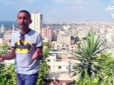 A Gaza, Adel Mechoukhi chante les chats et la lessive contre la déprime