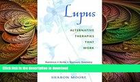 READ  Lupus: Alternative Therapies That Work FULL ONLINE