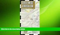 EBOOK ONLINE  Streetwise Jerusalem Map - Laminated City Center Street Map of Jerusalem, Israel -