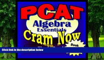 Big Deals  PCAT Prep Test ALGEBRA REVIEW Flash Cards--CRAM NOW!--PCAT Exam Review Book   Study