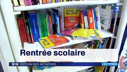 France 3 - Édition des initiatives - 30 août 2016