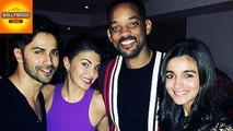 Bollywood Celebs Are Having Fan Moment With Will Smith    Bollywood Asia