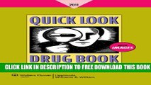 Collection Book Quick Look Drug Book 2011