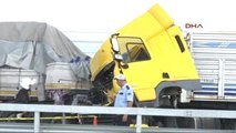 Yavuz Sultan Selim Köprüsü'nde Selfie Kazası 1 Ölü 3 Yaralı