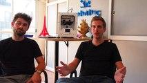 Simon Gabriac et Nicolas Berenfeld - Trideo