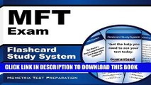 Collection Book MFT Exam Flashcard Study System: Marriage and Family Therapy Test Practice