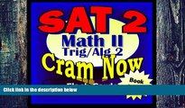 Big Deals  SAT II Prep Test MATH LEVEL II Part 2 - ALGEBRA 2-TRIG Flash Cards--CRAM NOW!--SAT 2