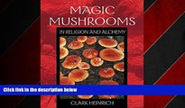 Popular Book Magic Mushrooms in Religion and Alchemy