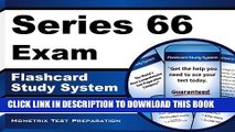 New Book Series 66 Exam Flashcard Study System: Series 66 Test Practice Questions   Review for the