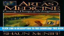 New Book Art as Medicine: Creating a Therapy of the Imagination
