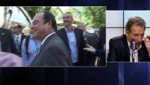 QG Bourdin 2017: comment Hollande fait-il campagne sans être candidat?