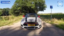 MINI COOPER S R53 ACCELERATION! SOUND! EXHAUST! - video dailymotion