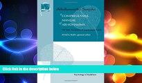 A Comprehensive Manual Of Abhidhamma Epub