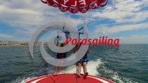 Parasailing by AlgarExperience (Albufeira, Algarve, Portugal)