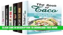 [PDF] Quick and Easy Snacks Box Set (6 in 1): Delightful Creative Bites to Make Snack Time Fun
