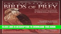 [PDF] Illustrated Birds of Prey: Red-Tailed Hawk, American Kestral,   Peregrine Falcon: The