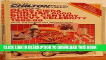 [Read PDF] Chilton s Repair Manual Olds Ciera Pontiac 6000 Buick Century Chevy Celebrity 1982-88: