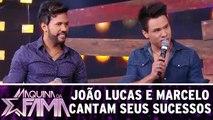 João Lucas e Marcelo cantam `Eu Quero Tchu, Eu Quero Tcha`