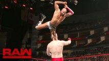 WWE Monday Night RAW - August 29, 2016 Highlights - WWE RAW August 29, 2016
