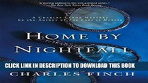 [PDF] Home by Nightfall: A Charles Lenox Mystery (Charles Lenox Mysteries) Full Colection