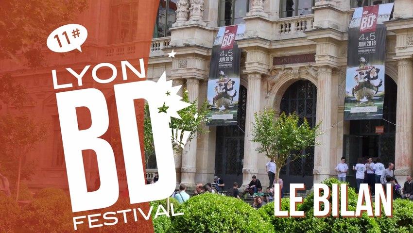 Lyon BD 2016