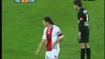 Le coup franc légendaire de 40 mètres de Juninho contre Ajaccio