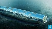 The Pipe, l'invention écologique qui transforme l'eau de mer en eau potable