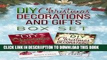 [New] DIY Christmas Box Set: DIY Christmas Gifts   DIY Christmas Decorations - Wow Your Friends
