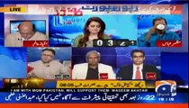 Hassan Nisar Criticize CJ Indirectly for not Listening PTI's Petition Against Nawaz Sharif and Grills Rabia Anum for Hitting Imran Khan and PTI in a Biased Way