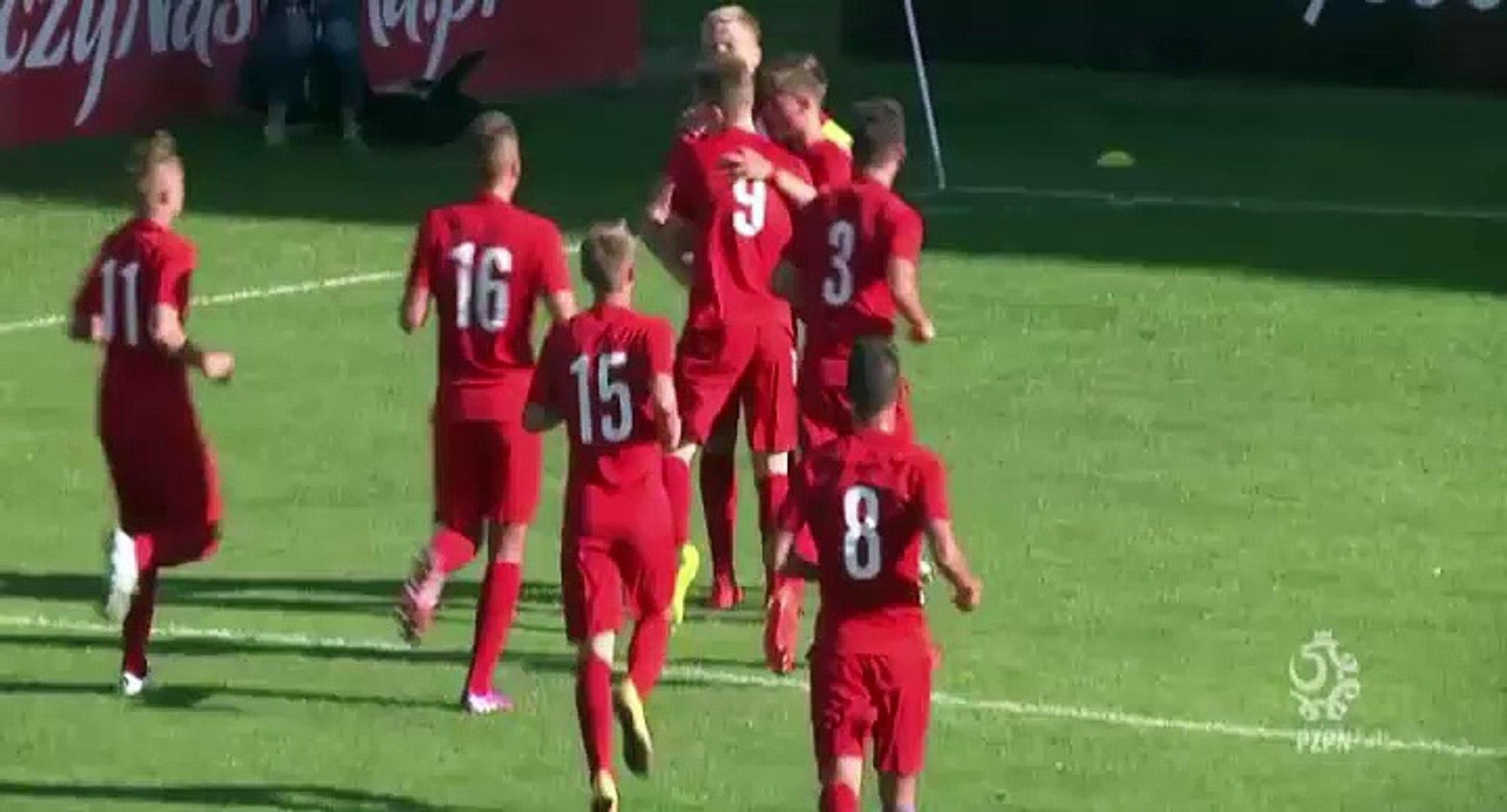 Poland U-17 1-3 Finland U-17 - All Goals (30/8/2016) / Friendly Match