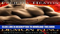 [PDF] Claimed by a Demon King (Eternal Mates Paranormal Romance Series Book 2) Popular Colection