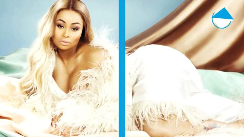 Pregnant Blac Chyna goes nude, exposes huge self