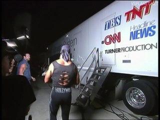 NWO Backstage chaos, WCW Monday Nitro 26.08.1996