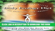 [PDF] The Body Ecology Diet: Recovering Your Health and Rebuilding Your Immunity [Full Ebook]