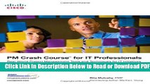 PDF] PM Crash Course for IT Professionals: Real-World
