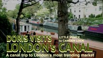 London Canal tour: Little Venice to Camden Lock Market
