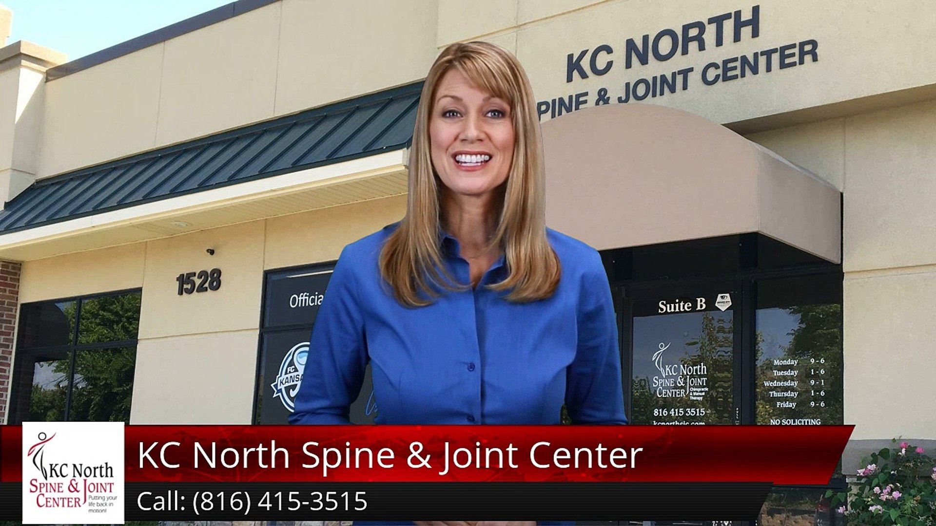 KC North Spine & Joint Center LibertyImpressiveFive Star Review by Peter M.