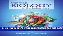 Collection Book Exploring Biology in the Laboratory second edition