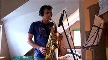 Jason Derulo - 'Wiggle' feat. Snoop Dogg saxophone ( fesifire cover )
