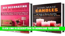 [PDF] DIY Decorating Box Set: Simple Guide to DIY Interior Design Projects and Homemade Candles