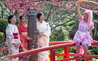 Sydney Cherry Blossom Festival 2016 Part 3 of 3HD , Cherry Blossom & photos, Garrett Kato, Satsaui Odamura, Sumo Wrestling Auburn, 20-28 Aug 2016
