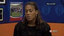 Bárbara faz apelo ao presidente do Sport e pede volta do futebol feminino em seu clube do coração