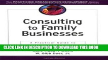 [PDF] Consulting to Family Businesses: Contracting, Assessment, and Implementation Full Online