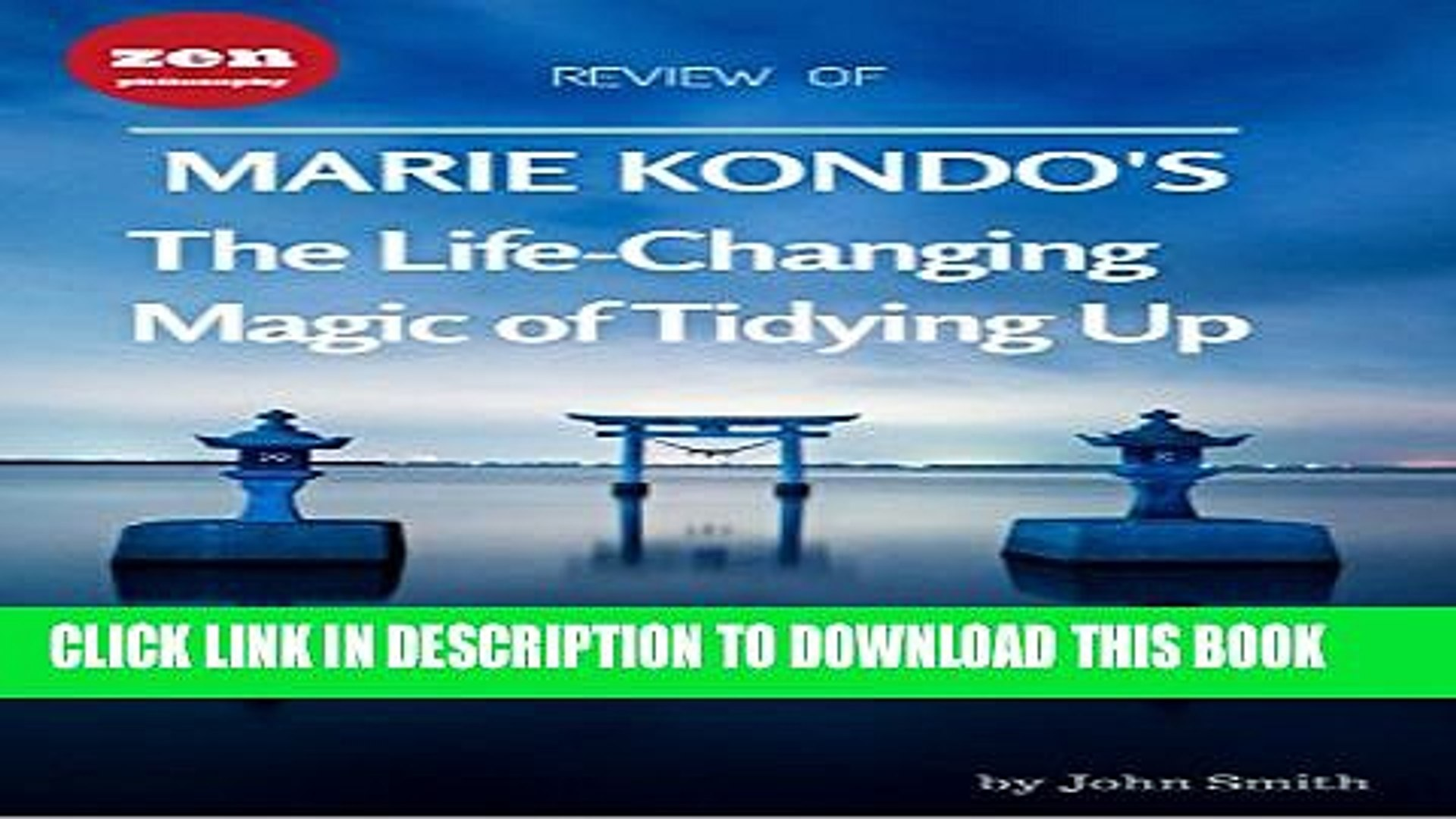[PDF] The Life-Changing Magic of Tidying Up: The Japanese Art of  Decluttering: Review:2016 Edition