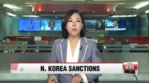 N. Korean leadership struggling for funds under current int'l sanctions: S. Korean minister