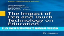 [PDF] The Impact of Pen and Touch Technology on Education (Human-Computer Interaction Series)