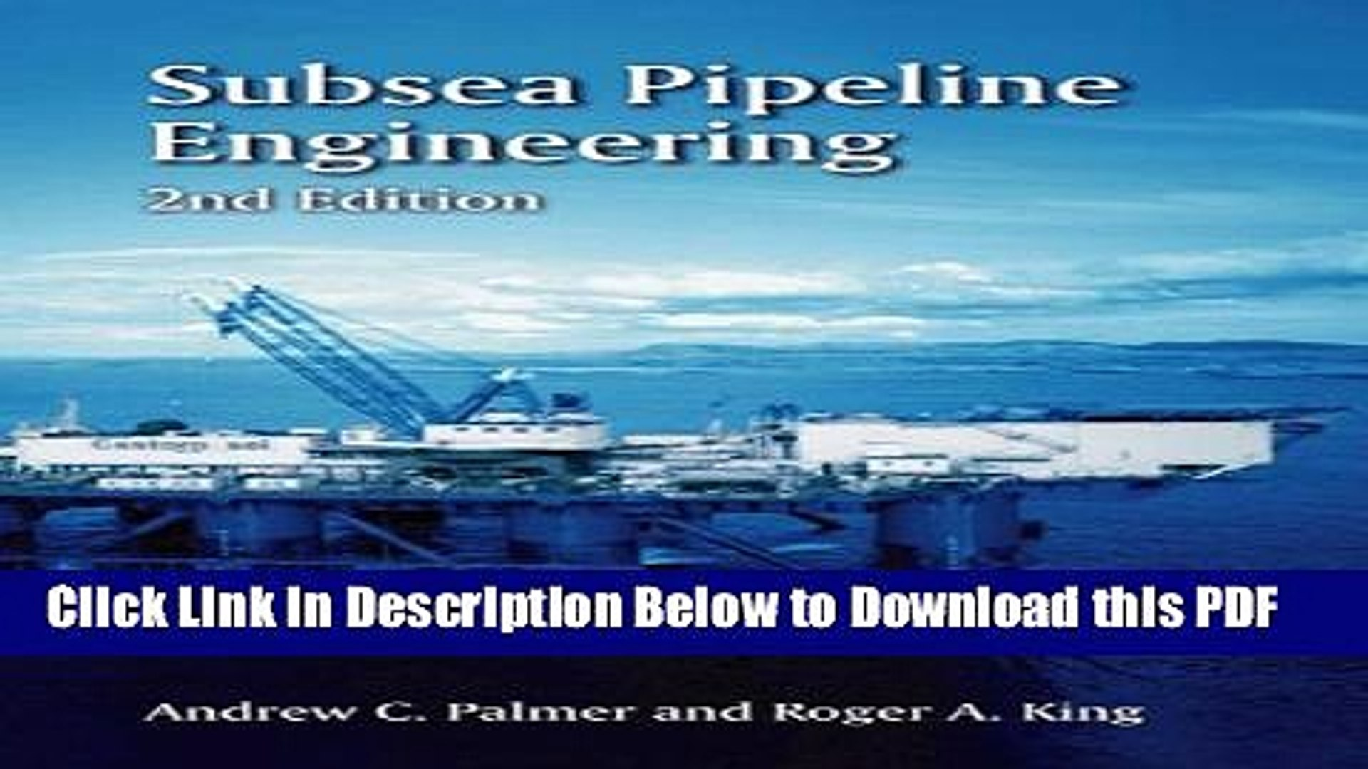 MNO3110 - Subsea and Pipeline Engineering