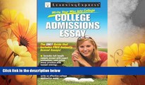 READ FREE FULL  Write Your Way into College: College Admissions Essay  READ Ebook Full Ebook Free