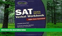 Must Have PDF  Kaplan SAT Verbal Workbook, 4th Edition (Kaplan SAT Critical Reading Workbook)